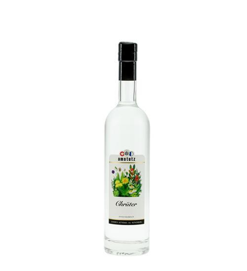 amstutz Edelbrand CHRÜTER 50 cl / 40 % Schweiz