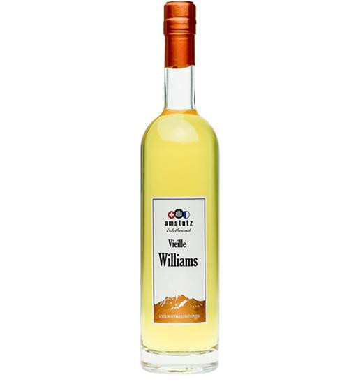 amstutz Edelbrand VIEILLE WILLIAMS Goldprämiert MAGNUM Flasche 1.5 Liter / 36 % Schweiz