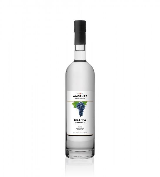 amstutz Edelbrande GRAPPA di Vinaccia 50 cl / 40 % Schweiz