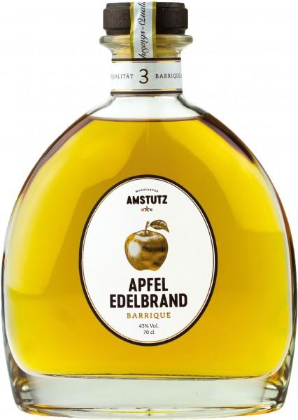 amstutz Apfel Edelbrand Barrique 70 cl / 43 % Schweiz