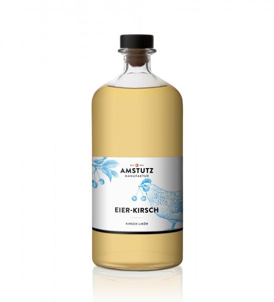 amstutz Edelbrand EIER-KIRSCH Likör Doppelmagnum 3 Liter / 15 % Schweiz