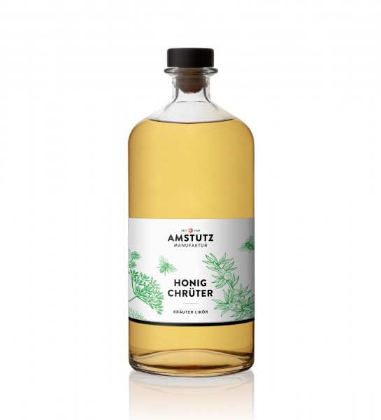 amstutz Edelbrand HONIG CHRÜTER Doppelmagnum 3 Liter / 30 % Schweiz