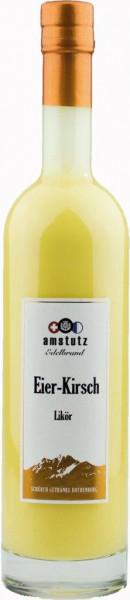 amstutz Edelbrand EIER-KIRSCH Likör in edlem Karton 50 cl / 15 % Schweiz